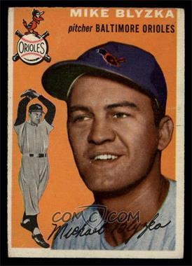 1954 Topps - [Base] #152 - Mike Blyzka [VG]