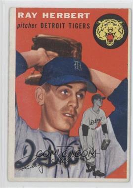 1954 Topps - [Base] #190 - Ray Herbert [GoodtoVG‑EX]