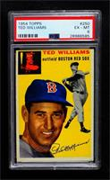 Ted Williams [PSA 6 EX‑MT]