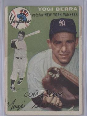 1954 Topps - [Base] #50 - Yogi Berra [PoortoFair]