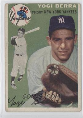 1954 Topps - [Base] #50 - Yogi Berra