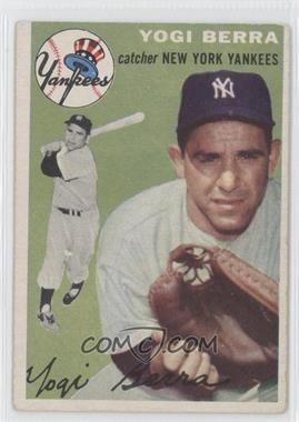 1954 Topps - [Base] #50 - Yogi Berra [Good to VG‑EX]