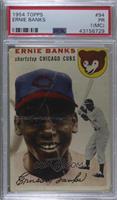Ernie Banks [PSA1PR(MC)]