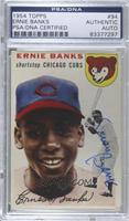Ernie Banks [PSA Authentic]