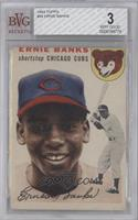 Ernie Banks [BVG 3 VERY GOOD]