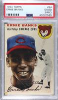 Ernie Banks [PSA 2 GOOD (MC)]