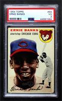 Ernie Banks [PSA3VG]