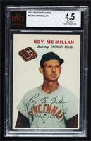 Roy McMillan [BVG4.5VG‑EX+]