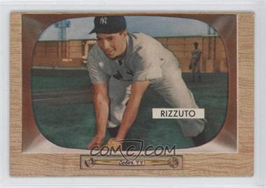 1955 Bowman - [Base] #10 - Phil Rizzuto