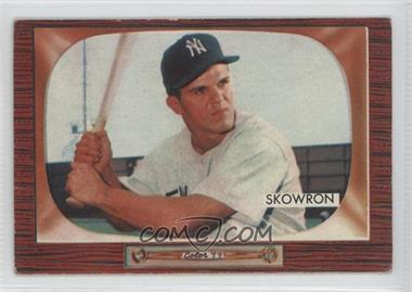1955 Bowman - [Base] #160 - Moose Skowron