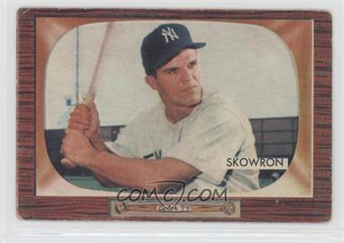 1955 Bowman - [Base] #160 - Moose Skowron [Good to VG‑EX]