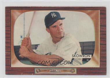 1955 Bowman - [Base] #160 - Moose Skowron [GoodtoVG‑EX]