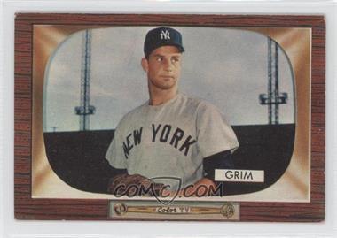 1955 Bowman - [Base] #167 - Bob Grim