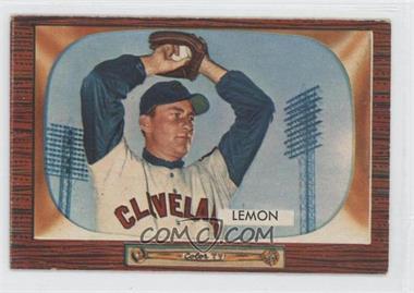 1955 Bowman - [Base] #191 - Bob Lemon
