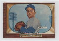 Erv Palica (Last sentence states: Had a 13-8 record in 1950) [Altered]