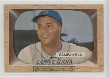 1955 Bowman - [Base] #22 - Roy Campanella [Poor]
