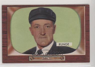 1955 Bowman - [Base] #277 - Ed Runge