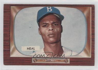1955 Bowman - [Base] #278 - Charlie Neal