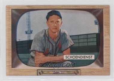1955 Bowman - [Base] #29 - Red Schoendienst