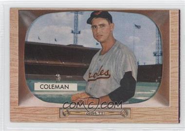 1955 Bowman - [Base] #3 - Joe Coleman