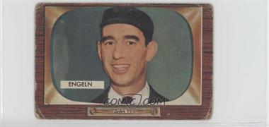 1955 Bowman - [Base] #301 - William Engeln [PoortoFair]