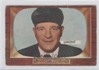 Frank Umont [PoortoFair]