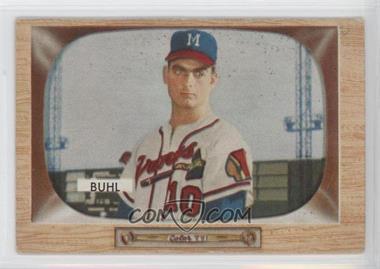1955 Bowman - [Base] #43 - Bob Buhl