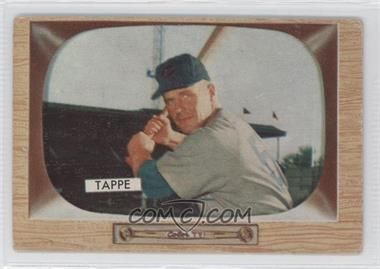 1955 Bowman - [Base] #51 - Elvin Tappe [Good to VG‑EX]