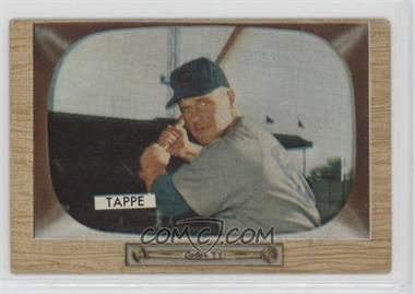 1955 Bowman - [Base] #51 - Elvin Tappe [Poor to Fair]