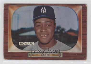 1955 Bowman - [Base] #68 - Elston Howard [GoodtoVG‑EX]