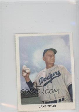 1955 Golden Stamps Brooklyn Dodgers - [Base] #JAPI - Jake Pitler