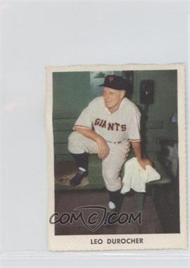 1955 Golden Stamps New York Giants - [Base] #N/A - Leo Durocher