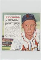 Red Schoendienst (Contest Ends June 15, 1956) [Altered]
