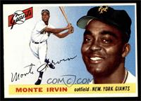 Monte Irvin [EXMT]
