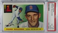 Frank Sullivan (Period over I in Sullivan is diagonal) [PSA 6 EX̴…