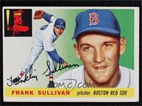 Frank Sullivan (No Period over I in Sullivan)
