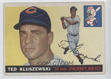 1955 Topps - [Base] #120 - Ted Kluszewski