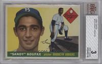 Sandy Koufax [BVG 3 VERY GOOD]