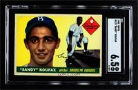 Sandy Koufax [SGC82EX/MT+6.5]