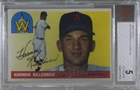 Harmon Killebrew [BVG 5 EXCELLENT]