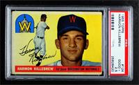 Harmon Killebrew [PSA 2.5 GOOD+]