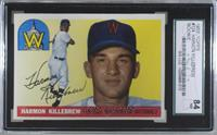 Harmon Killebrew [SGC 84 NM 7]