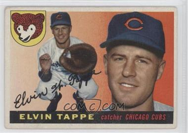 1955 Topps - [Base] #129 - Elvin Tappe [GoodtoVG‑EX]