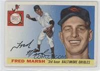 Fred Marsh