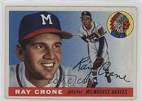 Ray Crone [Good to VG‑EX]