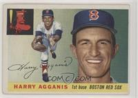 Harry Agganis [Good to VG‑EX]