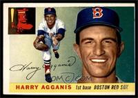 Harry Agganis [VG EX]
