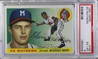 Eddie Mathews [PSA 6]