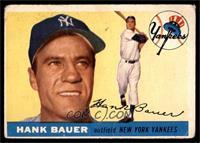 Hank Bauer [POOR]