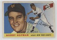 Bobby Hofman [Poor]